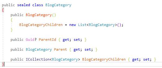 Build UI Tree With Recursive Asp Net Core View Component