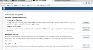 Apply With LinkedIn Configuration Plugin